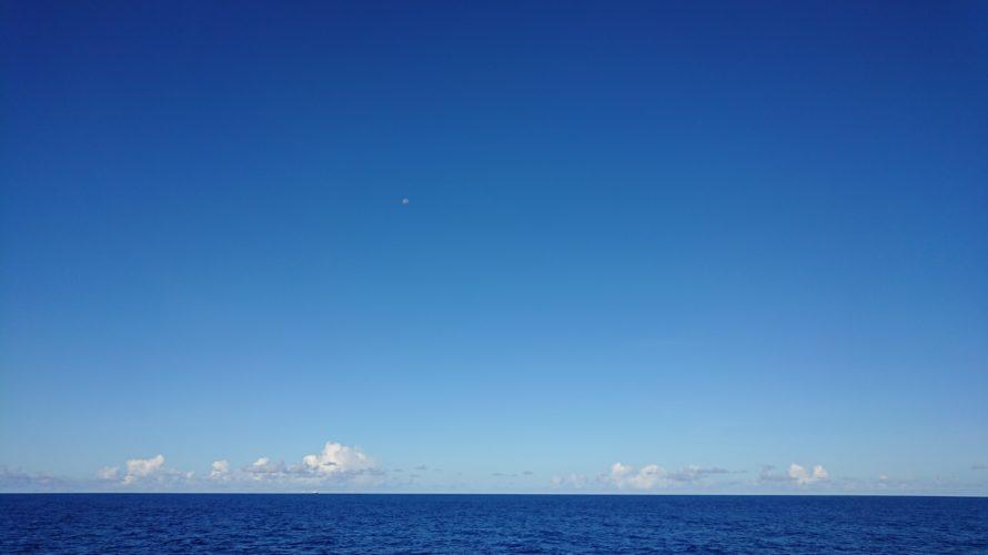 海はなぜ青いのかな?光の性質と共にいろいろご紹介します